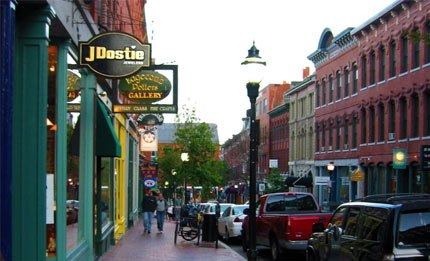 Portland Maine Attractions